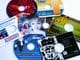 Business Card sized CD-ROM Showcase Selection