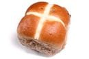 The Traditional Hot Cross Bun