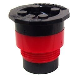 5' RADIUS 360 DEG RED