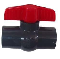 15MM PVC SLIP BALL VALVE