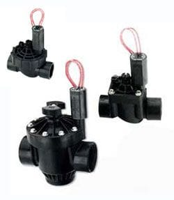 HUNTER PGV VALVE WITH DC COIL