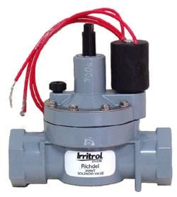 217MT 50MM SOLENOID VALVE FLOW CONTROL