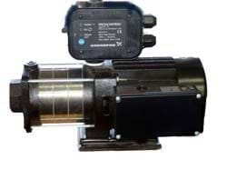 CH4-40PC15 CONSTANT PRESSURE SYSTEM