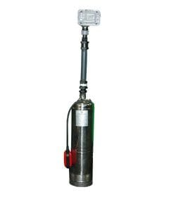 SPO3-40PC15 SUBMERSIBLE PRESSURE SYSTEM