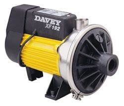 XF171D ELECTRIC TRANSFER PUMP