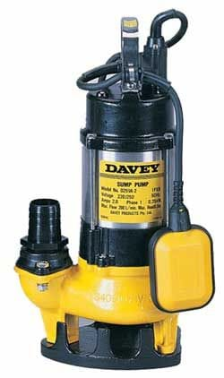 D15VA VORTEX SUBMERSIBLE PUMP