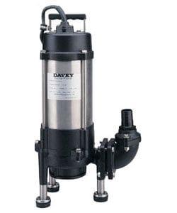 DAVEY GRINDER PUMP 1.2kW - 415V
