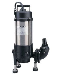 DAVEY GRINDER PUMP 1.5kW - 220/240V