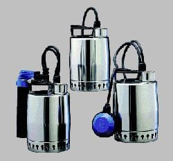 KP250 AUTO SUBMERSIBLE PUMP