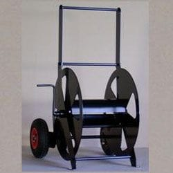 20MM X 40M MOBILE METAL HOSE REEL