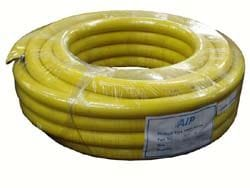 25MM YELLOW FIRE HOSE X 20M