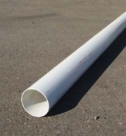 100MM STORMWATER PIPE 6M LENGTH