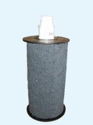 BIOtube Prefilter 220mm Grey MI