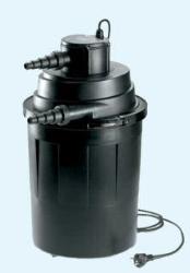 Clarity 2500 UVC Pressure Filter