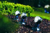 Lunaqua Mini LED warm, set of 3