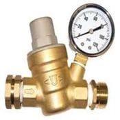 Brass Adjustable Pressure Reducers