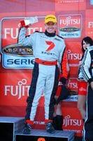 My podium moment - QLD Raceway 2008