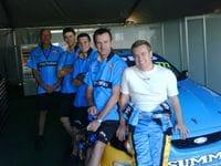 The V8 Development Team at Clipsal 500 Adelaide 2009