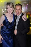 Me with Lorna Raine at A Night with the Stars 2009