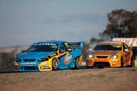 Wahoo!  My win at Winton Victoria - May 2009