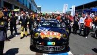 Nurburgring 24 hour race - Germany, the VIP Petfoods beast!