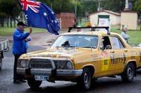 Outback Trek - May 2009