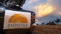 My Sunrise - Outback Trek 2009