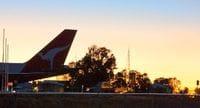 Sunrise at Longreach - Outback Trek May 2009