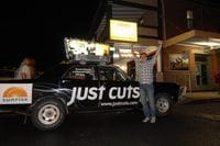 Just Cuts - Cutarama - the day before the Trek