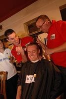 Just Cuts - Cutarama - the day before the Trek - they got me!