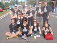 Check it out, a group of Splendour in the Grass goers made a t-shirt of me!