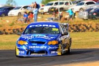 Wakefield Park – RD 2 of the Fujitsu V8 Supercar Series