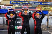 Mini Challenge Barbagallo Raceway