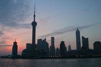The amazing skyline of Shanghai - the closest thing to 'the Jetsons' I've ever seen. If New York is 'Sex and the City' then Shanghai makes living in the city sexy.