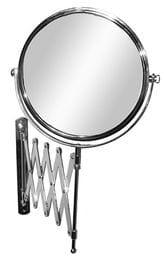7X Scissor Arm Mirror: 2027C