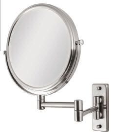 5X  Wall Mount Mirror: OV45