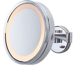 3X Direct Wired Halo Mirror HL8C