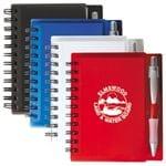 Transparent Note Pad & Pen Set
