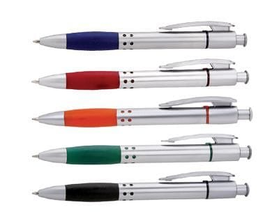 Plastic and Metal Pens