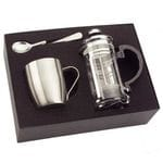 Single Coffee Plunger Gift Set