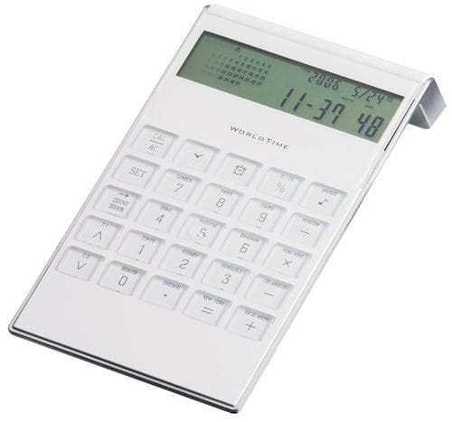Worldtime Calculator