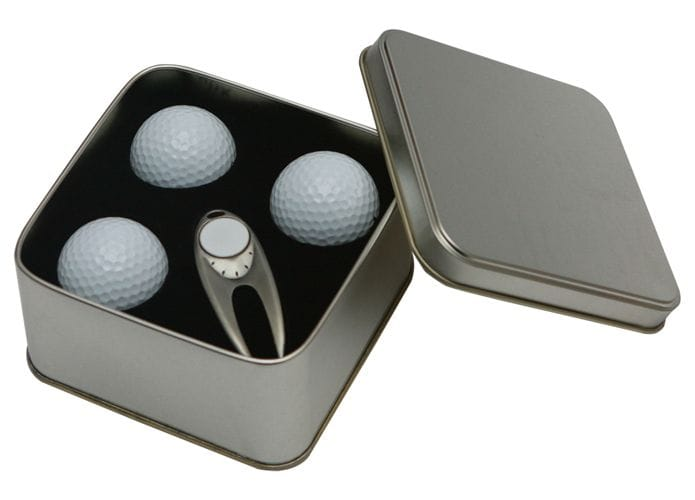 Presentation Tin - 3 Ball
