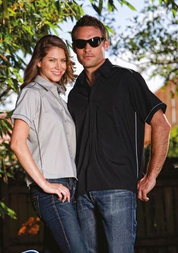 The Matrix Teflon Poplin Shirt