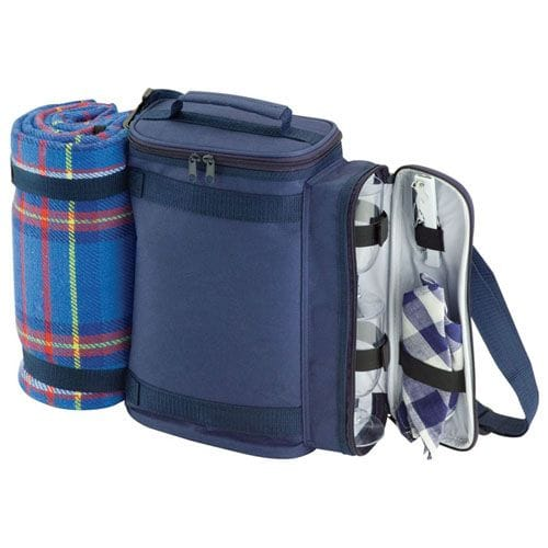Wine Bag with Picnic Rug