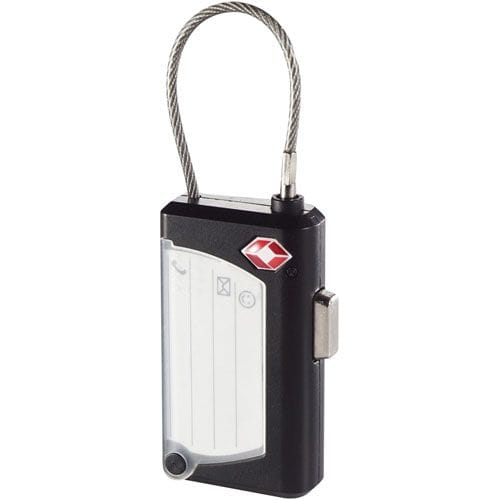 Luggage Tag/Lock
