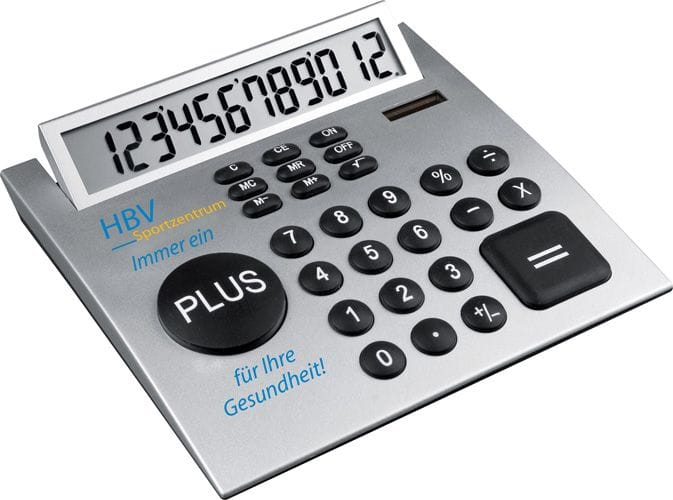 CrisMa designed '+' calculator