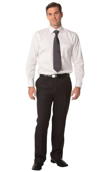 Men's Poly/Viscose Stretch Pants