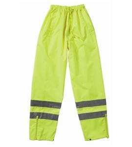 Hi-Visibility Waterproof Spray Trouser