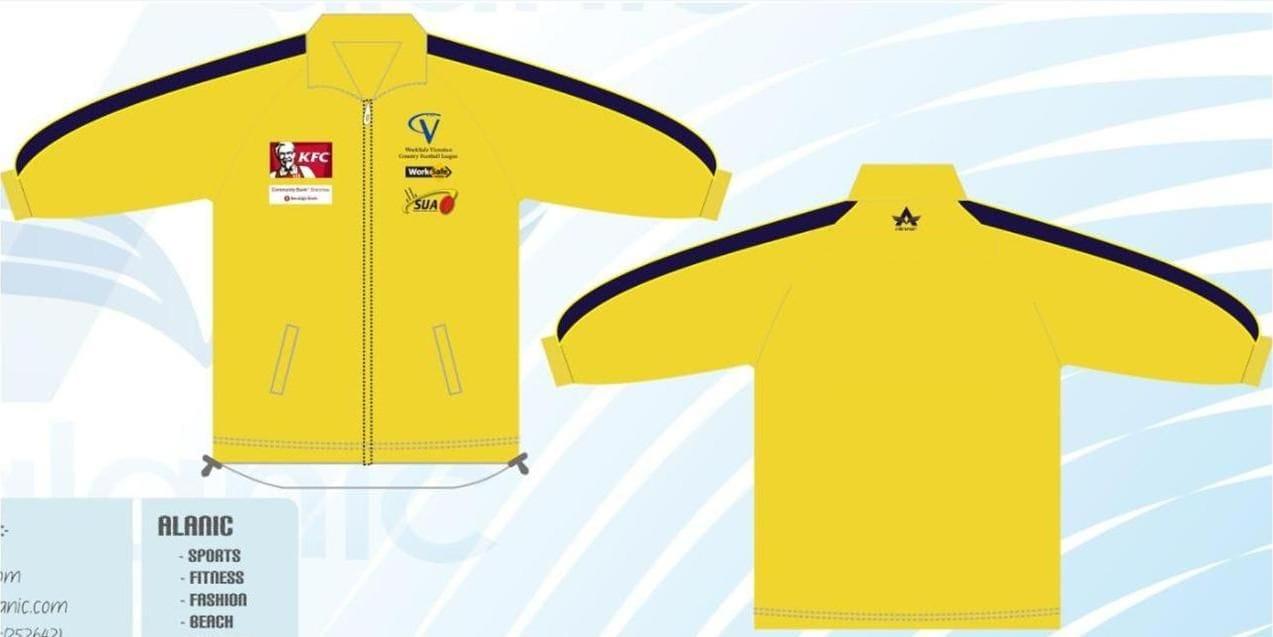 Goal Umpire Jacket