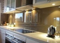 Another happy customer loved their glass splashback!! Ballina